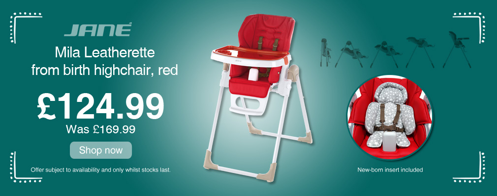 Mila Highchair Special Offer