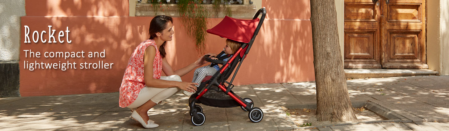 Rocket - The Compact and Lightweight Stroller