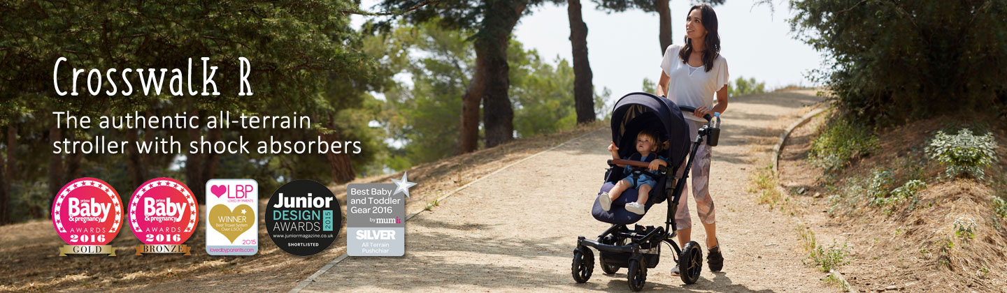 Jane Crosswalk R All-Terrain Travel System