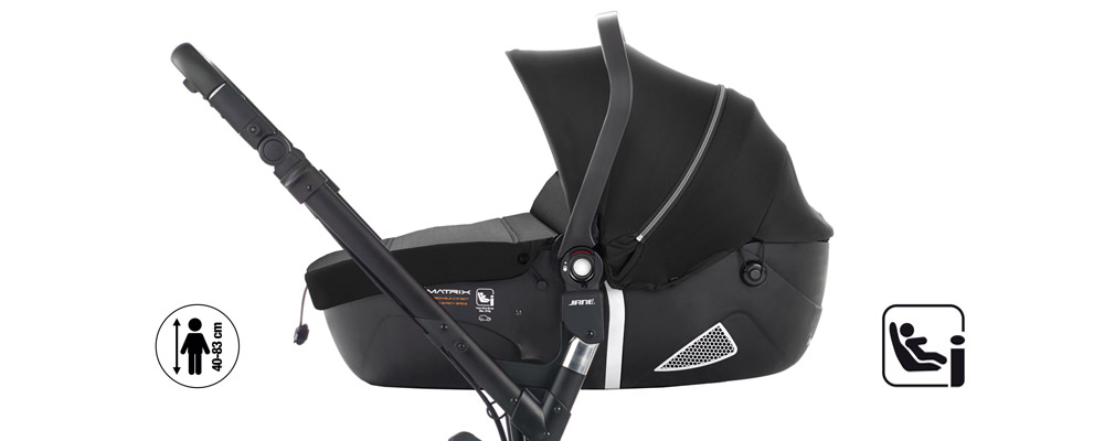 Imatrix I-Size travel System