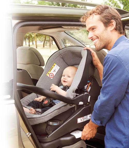 Matrix Car Seat and Carrycot system