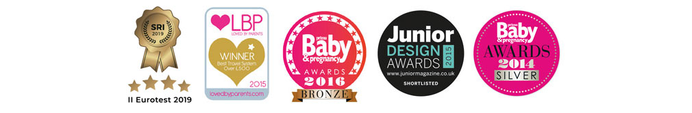 Jane Koos car seat awards