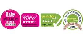 Award winning pushchair - Jane Muum