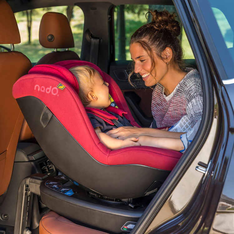 Be Cool O3 Lite and O3 +Plus 360 rotating i-size car seats