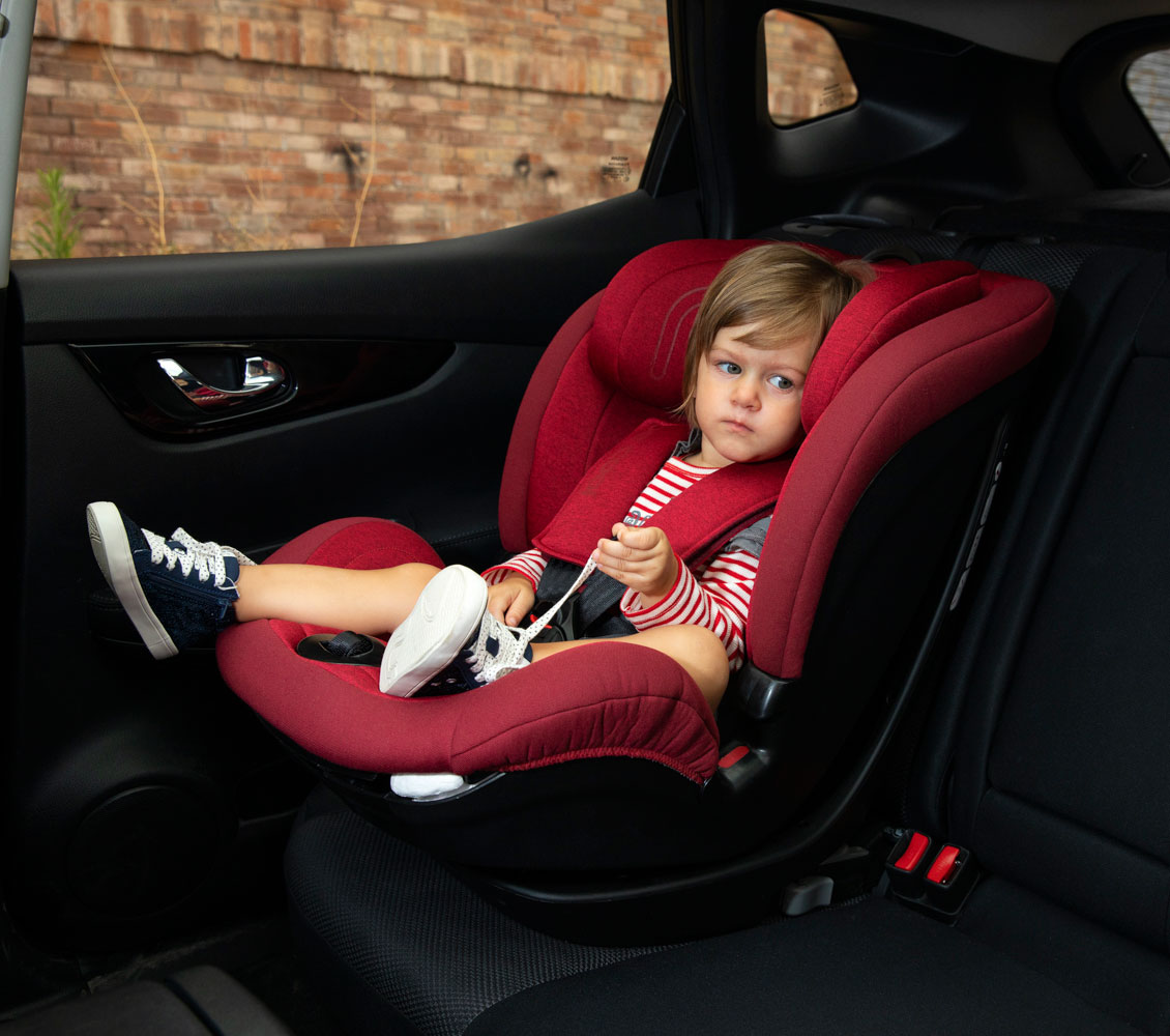 Be Cool Flow Group 1-2-3 car seat