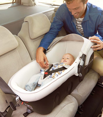 Group 0 car seats