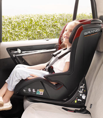 Group 1-2-3 car seats
