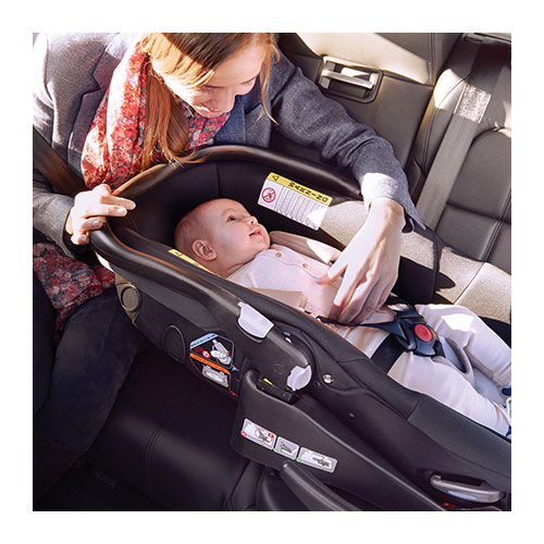 Jane Matrix Light Lie Flat Car Seat