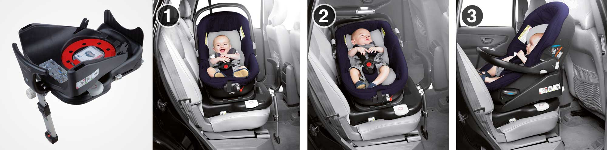 lie flat car seat is healthier