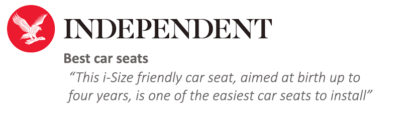 Best Car Seat - Independent Newspaper