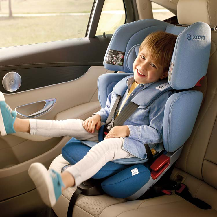 Concord VARIO car seat - from 9 months to 12 years