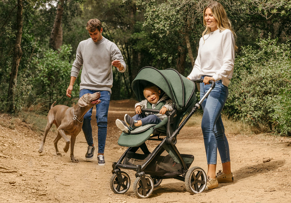 Jane Prams, Pushchair and Travel Systems
