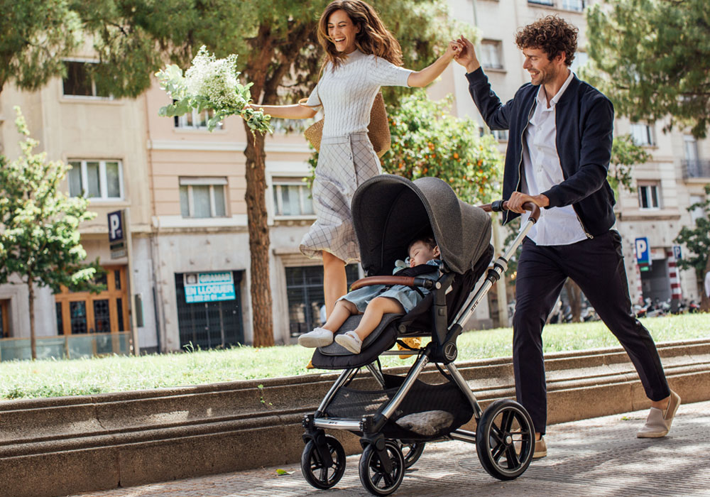 Pushchairs, Prams & Travel systems