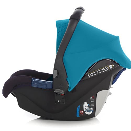 Lightest car seat on the market