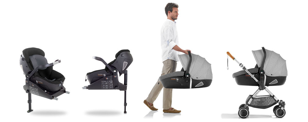 iMatrix i-Size car seat