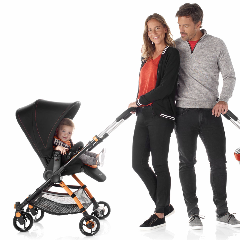 Jane Minnum City Pushchair