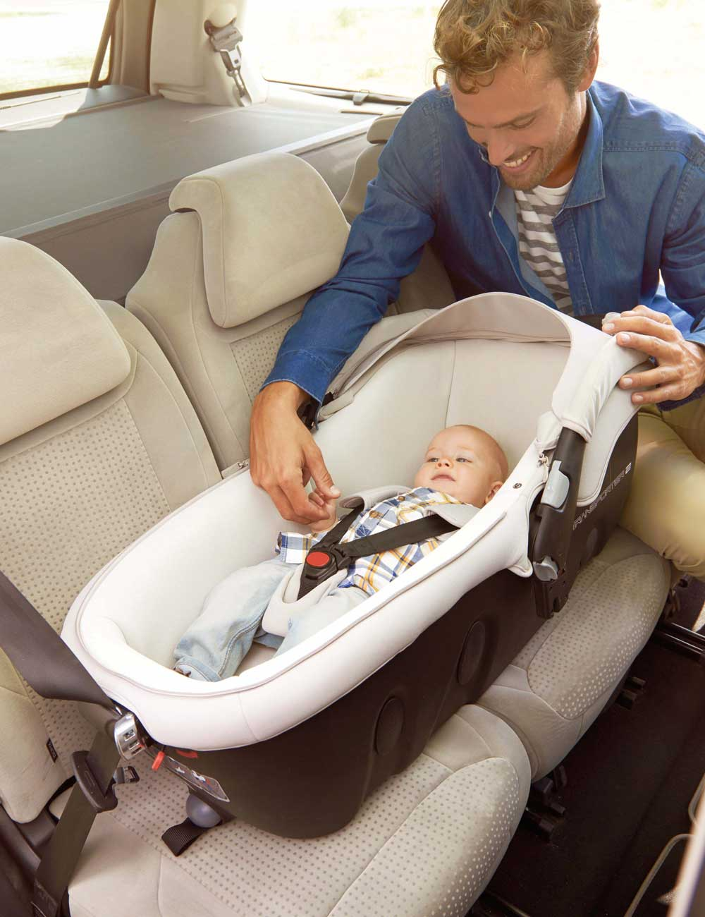 Transporter 2 Auto carrycot by Jané