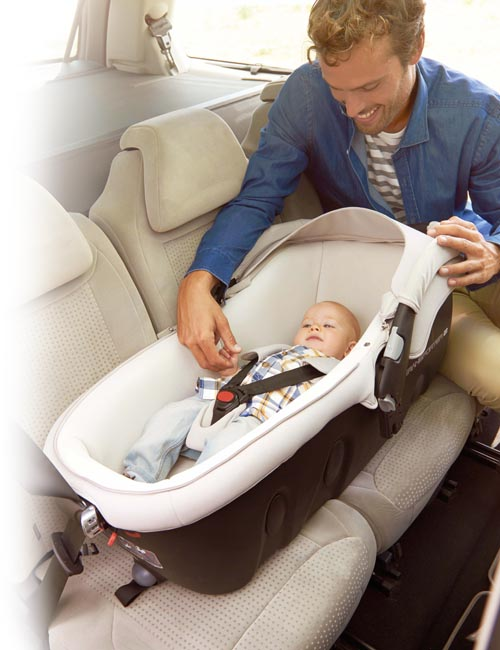 Transporter 2 Auto Carrycot By Jan
