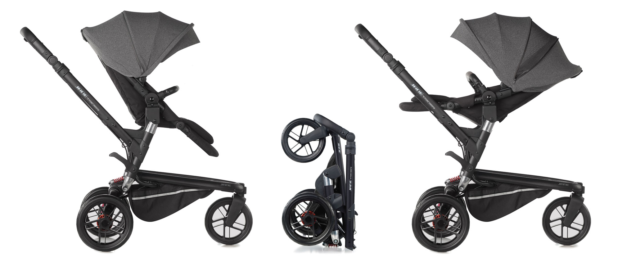 Jane Trider pushchair chassis