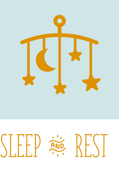 Sleep and rest