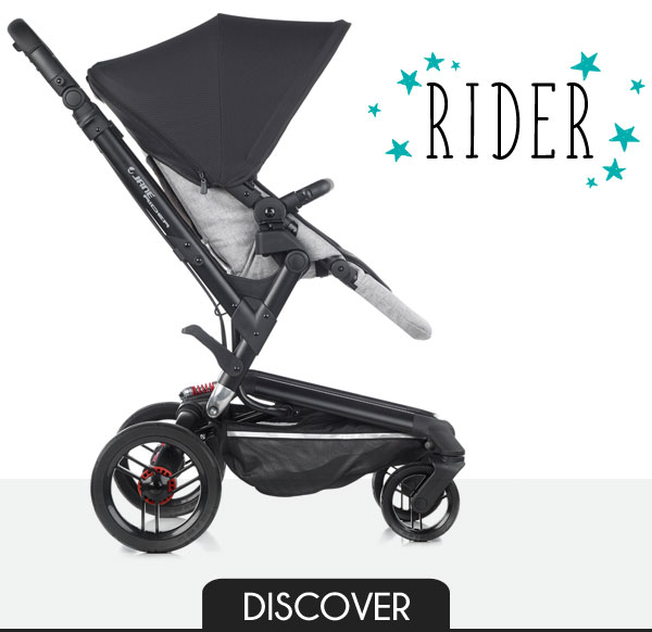 Jané Rider - Quality and Comfort Combined