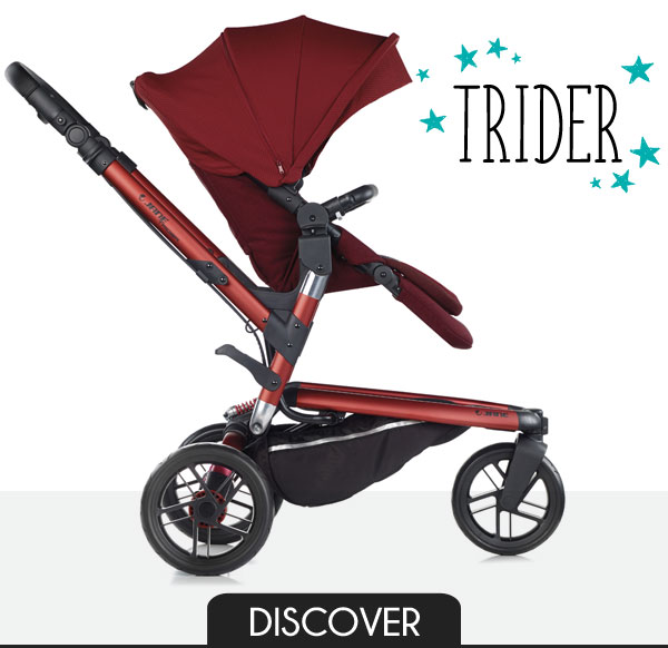 TRIDER - Sportier, more outdoors and more freedom on all types of terrain