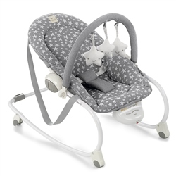Evolution Musical Rocker & Toddler chair