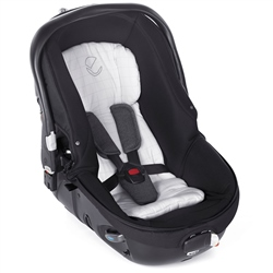 Jane Matrix Light 2 Lie-flat Car Seat (Option: Jet Black)