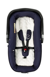 Jane Matrix Light 2 Lie-flat Car Seat (Option: Sailor II)