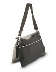 Jane Twin Mama Pram Bags (Option: Graphite)