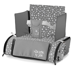 Jane Avant 2-in-1 Highchair Seat & Pram Bag