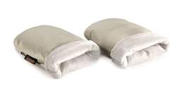 Jane COLD-PROTECT mitts for pushchair (Option: Cream)