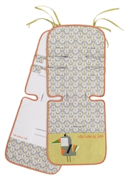 Jane Reversible Cotton Pushchair Seat Liner with Aerosleep (Option: Artic)