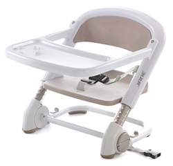 Jane Booster Foldable Travel Highchair and Bag