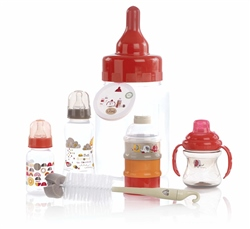 Jane Roar Feeding Bottle Gift Set