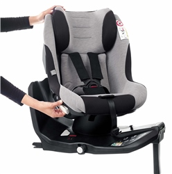 Jane Gravity 360-Rotating iSize Car Seat