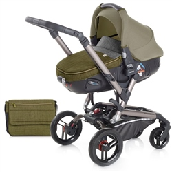 Jane Rider + Matrix Travel System, Woods