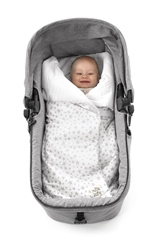Jane Mims 4-in-1 Footmuff for Carrycots