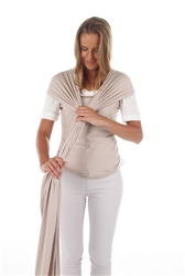 Jane Cocoon Baby Wrap Sling (Option: Bronze Star)