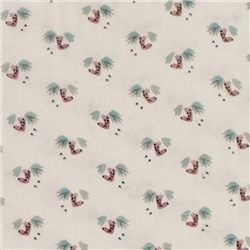 Jane Bamboo Muslin Cloth XL (120x120cm) (Option: Sheep Grey)