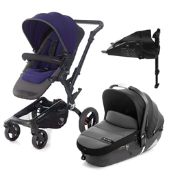 Jane Rider + iMatrix + Isofix Base, Atlantic