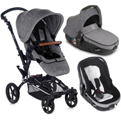 Jane Epic + Matrix Travel System, Squared