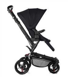 Jane Epic + Matrix Travel System, Jet Black