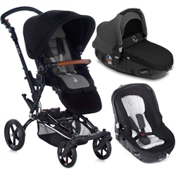 Baby Products Epic + Matrix Travel System, Jet Black