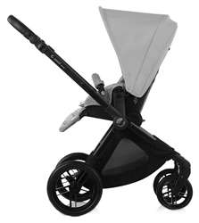 Jane Muum Pushchair (Option: Jet Black - Black Handle)