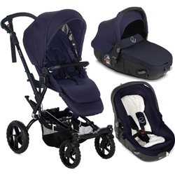 Jane Crosswalk R + Matrix Travel System, Sailor