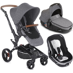 Jane Rider + Matrix Travel System, Squared