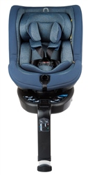 Be Cool O3 Lite, 360° Rotating i-Size Car Seat (Option: Icebreaker)