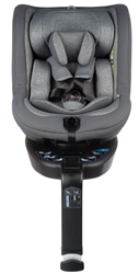 Be Cool O3 Lite, 360° Rotating i-Size Car Seat (Option: Flanelle)