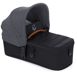 Jane Micro Foldable Carrycot (Option: Jet Black)